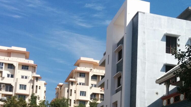 FOUR ROOM APARTMENT IN BANGALORE
